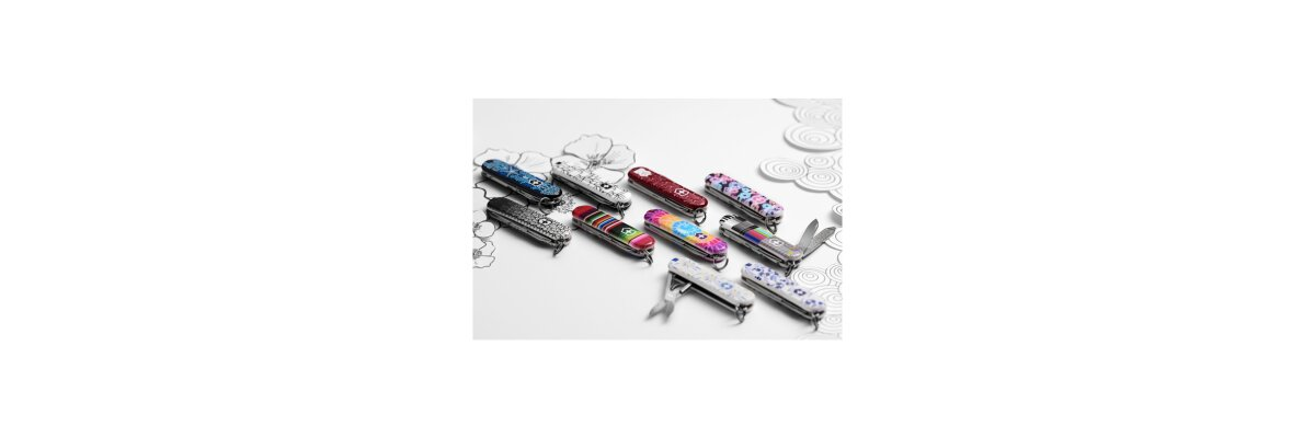 Victorinox Classic limitierte Sonderedition 2021 Muster der Welt - Victorinox Classic Limited Edition 2021 Patterns of the World Muster aus aller Welt