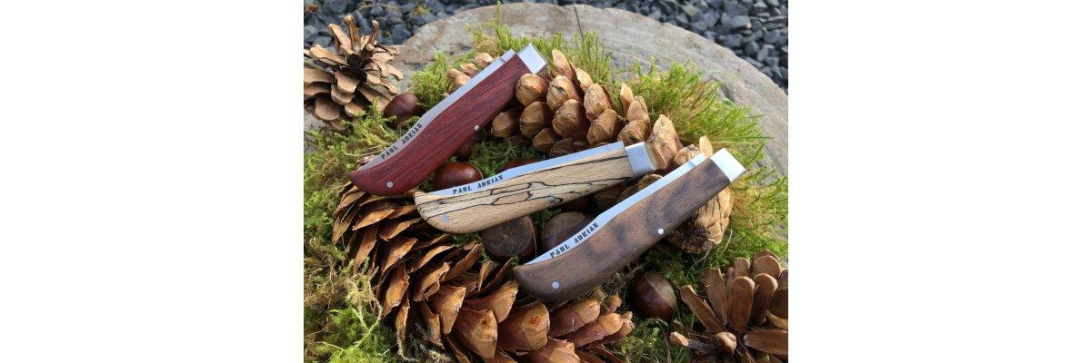 Das Steakmesser to go in allerhöchster Qualität: Das Taschenmetz von Paul Adrian Stahlwarenfabrik - Das Steakmesser to go in allerhöchster Qualität: Das Taschenmetz von Paul Adrian Stahlwarenfabrik