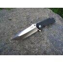 SRM  20 cm Big Tanto G10 Kugellager Liner Lock Flipper Schwarz 9001 LTC-GH Sanrenmu