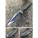 WE Knife 612 I Voll Titan Bronze Black Satin S35VN Super...