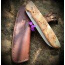 Atelier Perceval L08 Norwegische Birke 19C27 Sandvik Vespermesser Brotzeitmesser