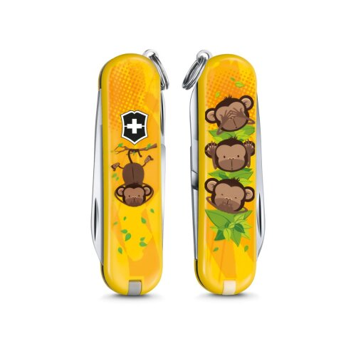 Victorinox Classic Limited Edition 2016 Three Wise Monkeys