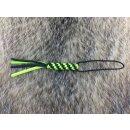WE knife Paracord Lanyard A-03A grün-schwarz