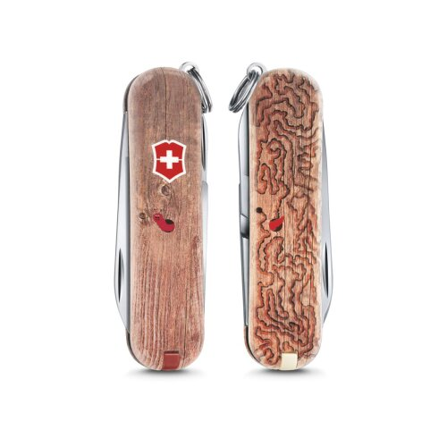 Victorinox Classic Limited Edition Woodworm