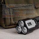 FENIX Taschenlampe TK72R Cree XHP70