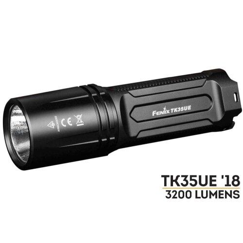 FENIX Taschenlampe TK35UE Cree XHP70 LED Super hell 3200 Lumen (ANSI/PLATO FL 1)