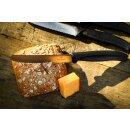 Victorinox Wanger Swiss Classic Tafelmesser Tomatenmesser Brötchenmesser mit Wellenschliff schwarz