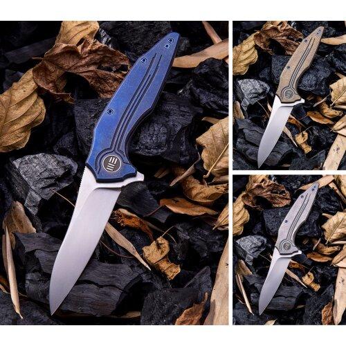 WE Knife Bullit CPM S35VN Titan Keramik Kugellager