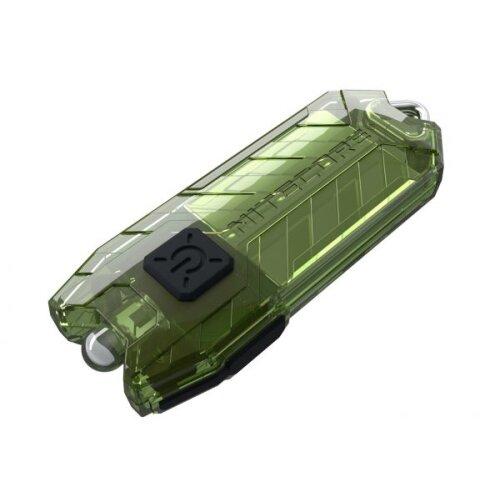 Nitecore Tube Grün Taschenlampe 09JB024 Schlüsselanhänger