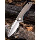 CIVIVI Baklash Tan / Coyote - 9Cr18MoV Stahl G10...