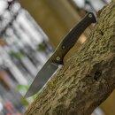 AMARE KNIVES Track CPM S35VN Stahl Bronze Carbonfaser...