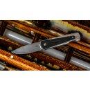 AMARE KNIVES Paragon G10-STW N690 Böhler Stahl A-Joint schwarz Zweihand Slipjoint