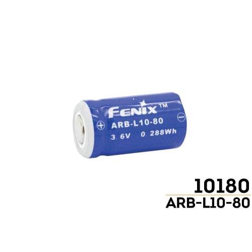 FENIX ARB-L10-80 Li-Ionen Akku geschützt für UC02 aufladbar