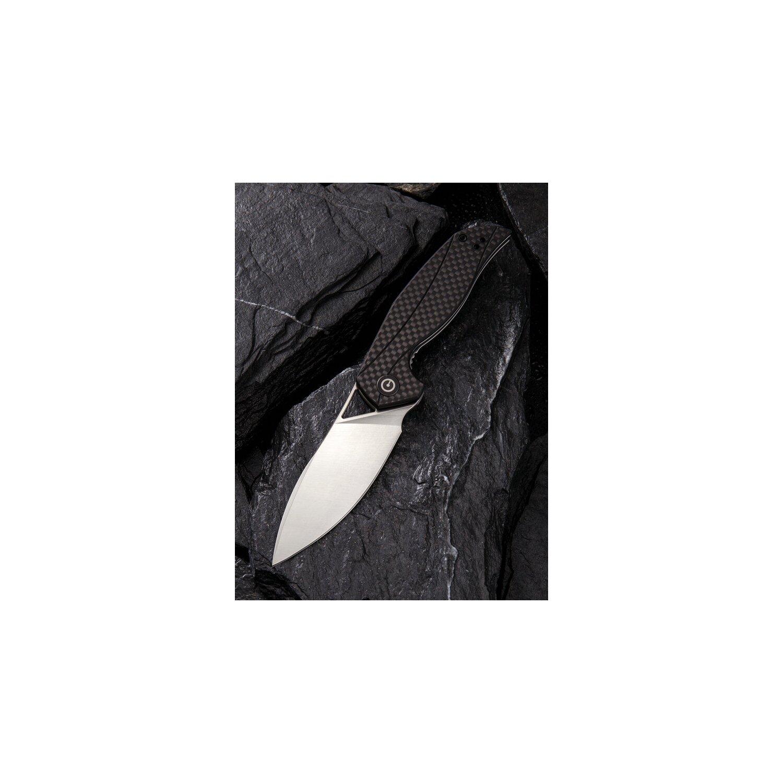 Sanrenmu SHARP Messer 1168 Taschenmesser D2 Stahl G10 Griff Washer Flipper