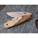 Wanger Sonderedition Viper DAN1 N690 gestockte stabilisierte Birke ausgesuchte Maserung