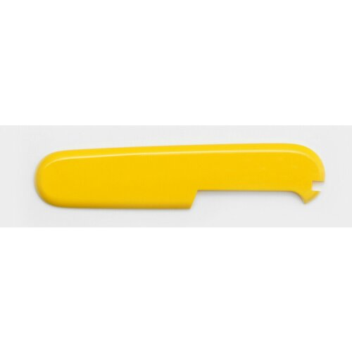 Victorinox Griffschale 91 mm gelb hinten