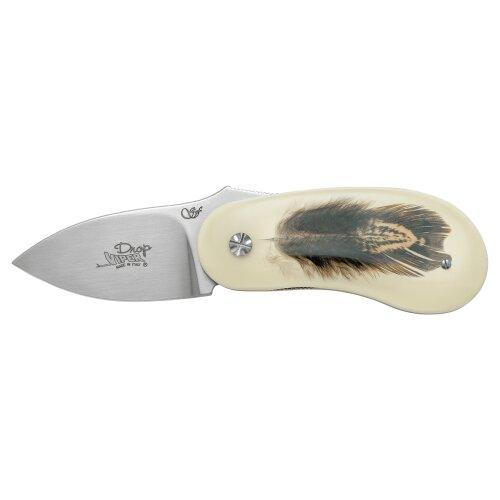 Viper Tecnocut Piuma Drop 12C27 Sandvik Feder / Fasanenfeder  V5700