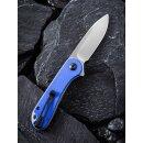 CIVIVI Elementum C907 D2 Stahl G10 blau satin Kugellager