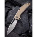 Civivi C915 Vexer D2 Stahl satin G10 Tan / Coyote...