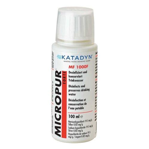 Katadyn Micropur Forte MF 1000F Entkeimung Konservierung  Wasseraufbereitung