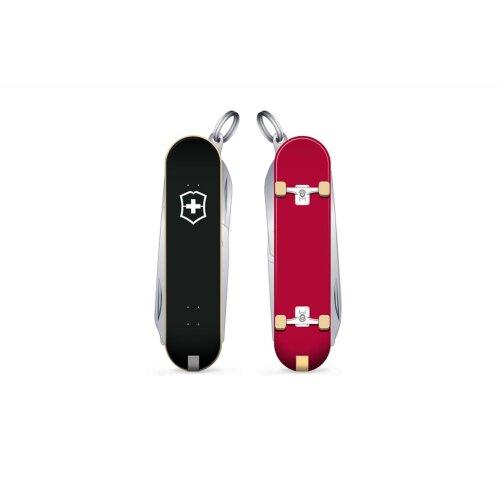 Victorinox Classic Limited Edition 2020 Sportarten der Welt Skateboarding