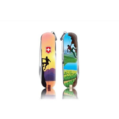 Victorinox Classic Limited Edition 2020 Sportarten der Welt Climb High