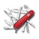 Victorinox Schweizer Taschenmesser Huntsman Rot