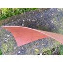 Dickleder Sattlerleder Blankleder 3,5 mm Vollrindleder vegetabil gegerbt für Messerscheiden