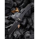 WE Knife WE2003 Mini Buster CPM 20CV Stahl Black...