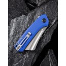 CIVIVI C2004 Mini Bullmastiff 9Cr18MoV Stahl Stonewashed G10 Blau Keramikkugellager