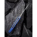 CIVIVI C2005 Dogma D2 Stahl Satin G10 Blau Keramikkugellager