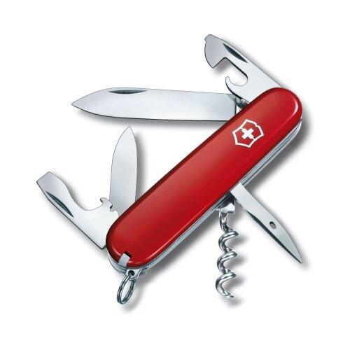 Victorinox Schweizer Taschenmesser Spartan rot