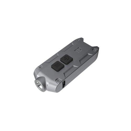 Nitecore TIP 2017 Grau Schlüsselbundlampe Schlüsselanhänger