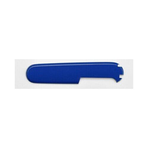 Victorinox Griffschale 91 mm blau hinten Kugelschreiber