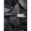 CIVIVI Mini Mastodon C2011 9Cr18Mov Stahl Stonewashed G10 schwarz