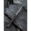 Anthropos CIVIVI C903 154CM Stahl Messing Griffschalen Satin Elijah Isham