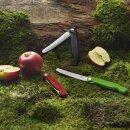 Victorinox Swiss Classic faltbares Klapp Gemüsemesser Brötchenmesser Wellenschliff in verschiedenen Farben