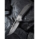 CIVIVI Trailblazer Damast Slipjoint Stonewashed Twill...