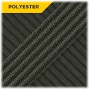 Paracord Polyester Seil Typ III 550 (PES) hergestellt in...