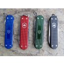 Victorinox Sonderedition Wanger Classic Alox Set alle 4...