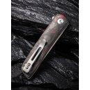 CIVIVI  Bo Nitro-V Stonewashed Carbon Fiber Rot / Grau...