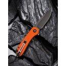 CIVIVI Elementum D2 Stahl Black G10 Orange