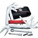Victorinox  Swiss Tool Spirit X Plus Ratchet Nylon-Etui