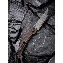 CIVIVI Lazar Damast Stahl Bronze Black Hand Rubbed Elijah...