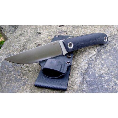 Manly Patriot Gen ll optimierte Scheide Brotzeitmesser D2 Werkzeug Stahl