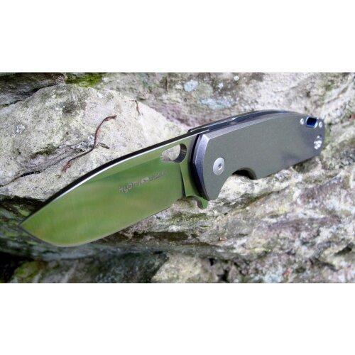 Messer Viper Kyomi Titan Böhler N690 Stahl Satin Tecnocut V5932TI