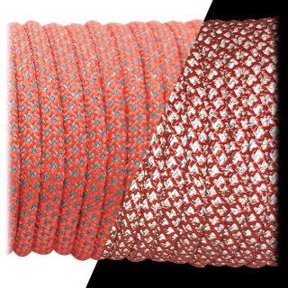 Orange gemustert / sofit orange snake